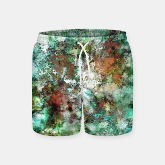 Thumbnail image of Harsh conditions Swim Shorts, Live Heroes