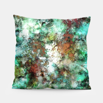 Thumbnail image of Harsh conditions Pillow, Live Heroes