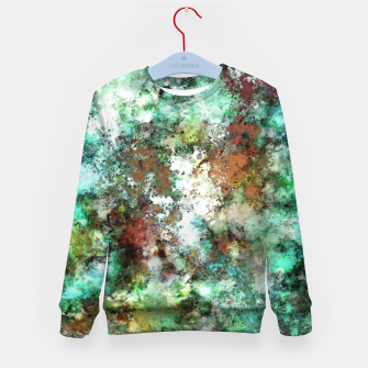 Thumbnail image of Harsh conditions Kid's sweater, Live Heroes