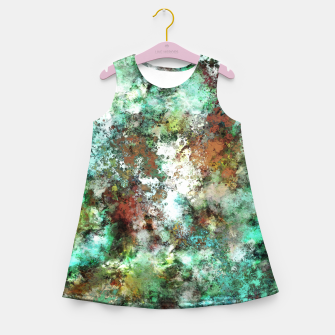 Thumbnail image of Harsh conditions Girl's summer dress, Live Heroes