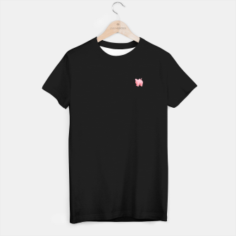 Thumbnail image of Rosa the Pig Butt T-shirt regular, Live Heroes