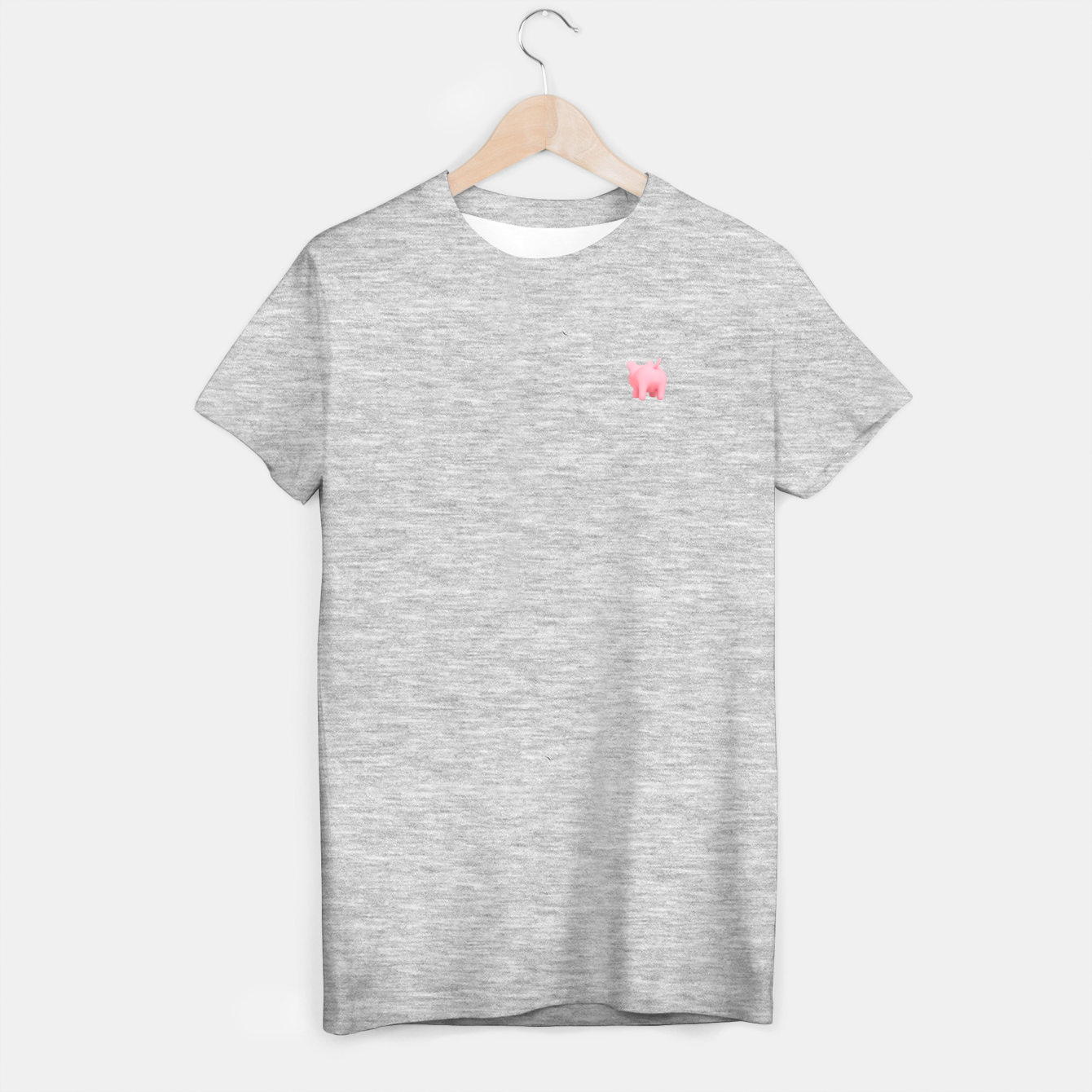 Image of Rosa the Pig Butt T-shirt regular - Live Heroes
