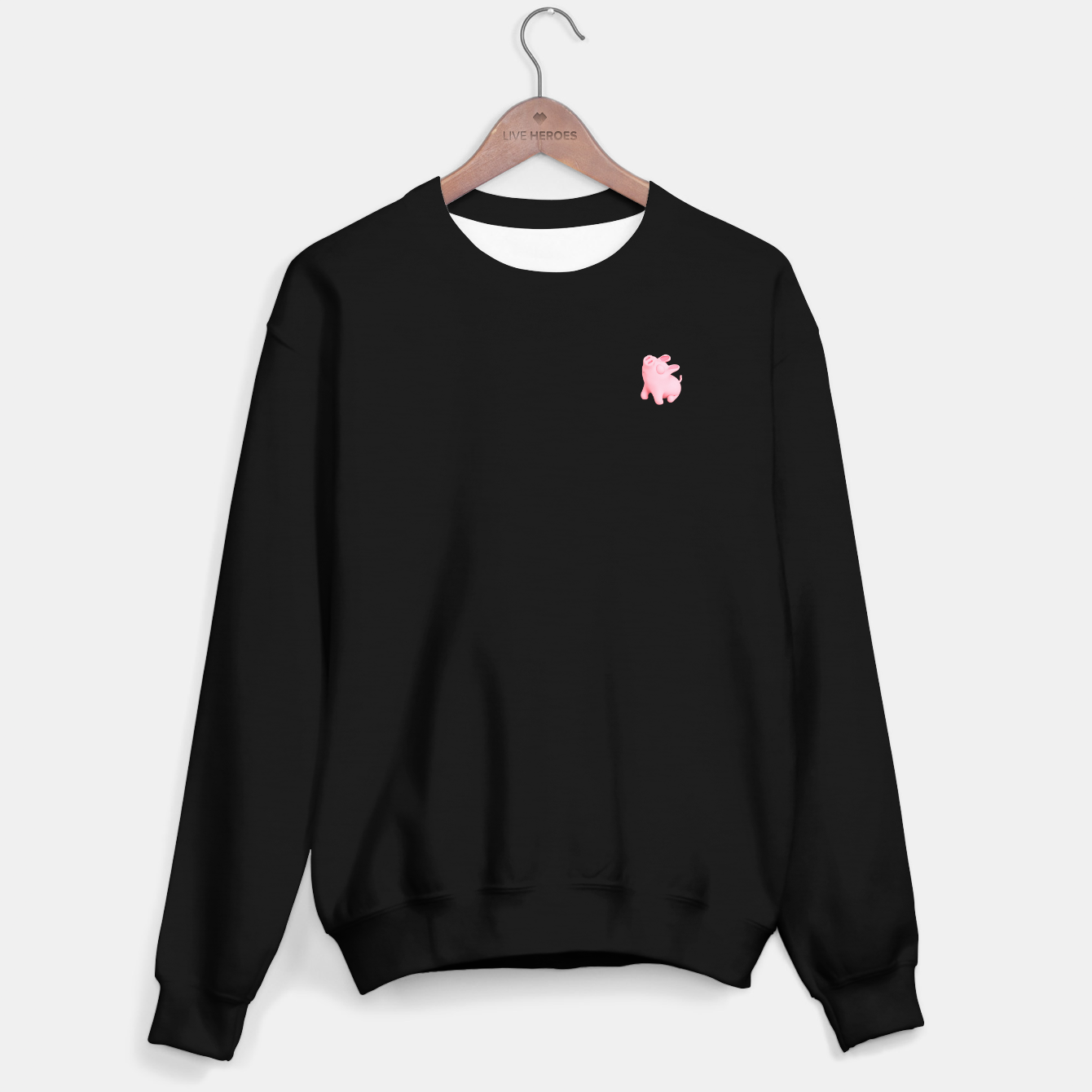 Image of Rosa the Pig Snobby Sweater regular - Live Heroes