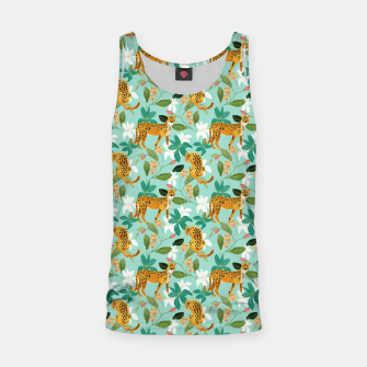 Thumbnail image of Cheetah Jungle Tank Top, Live Heroes