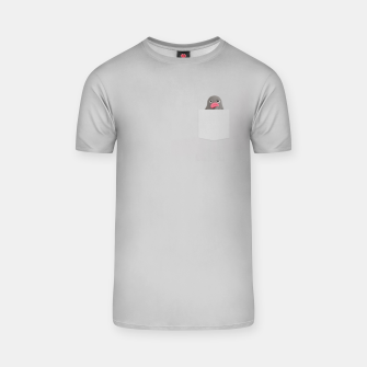 Thumbnail image of LarsPocket T-shirt, Live Heroes