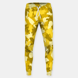 Thumbnail image of Painterly Camo in Sunshine Sweatpants, Live Heroes
