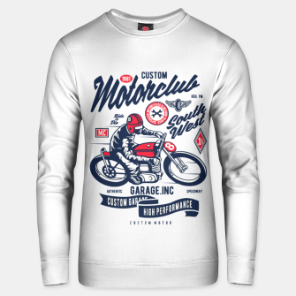 Miniaturka Garage inc - Motorclub South West Unisex sweater, Live Heroes