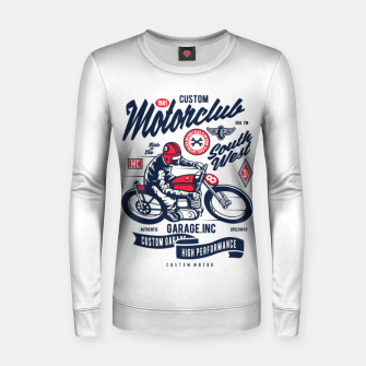 Miniaturka Garage inc - Motorclub South West Women sweater, Live Heroes