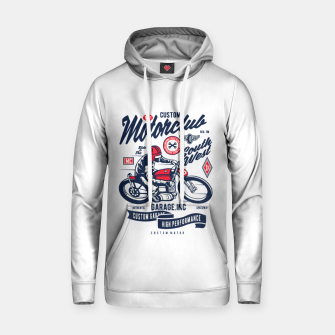 Miniaturka Garage inc - Motorclub South West Hoodie, Live Heroes
