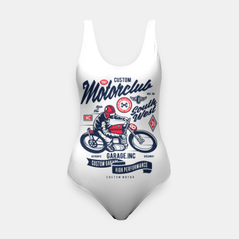 Miniaturka Garage inc - Motorclub South West Swimsuit, Live Heroes