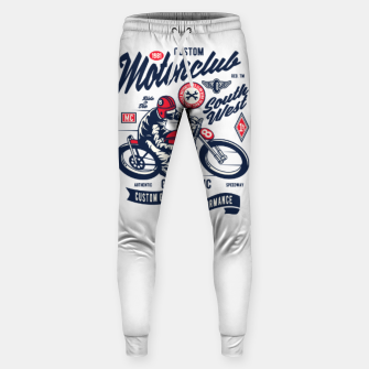 Miniaturka Garage inc - Motorclub South West Sweatpants, Live Heroes