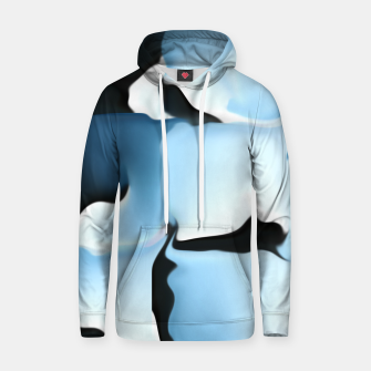 Thumbnail image of Blue camouflage Kapuzenpullover, Live Heroes
