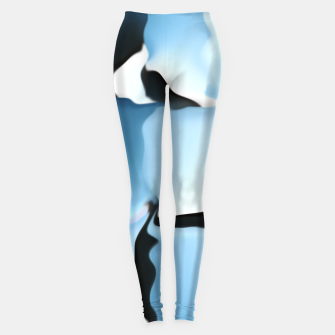 Blue camouflage Leggings thumbnail image