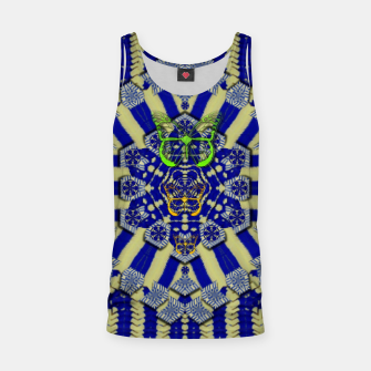 Thumbnail image of Wood flower and matches with butterflies Tank Top, Live Heroes