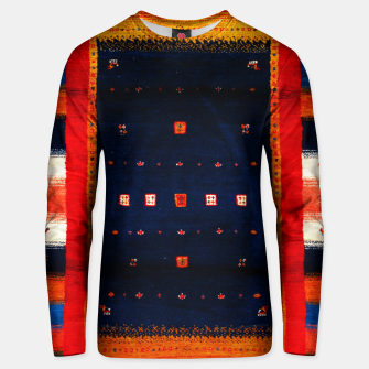 Heritage Traditional Bohemian Moroccan Artwork  Unisex sweater thumbnail image