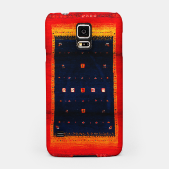 Miniatur Heritage Traditional Bohemian Moroccan Artwork  Samsung Case, Live Heroes