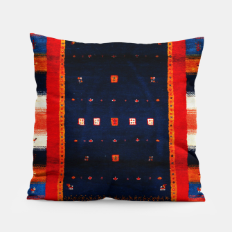Heritage Traditional Bohemian Moroccan Artwork  Pillow thumbnail image