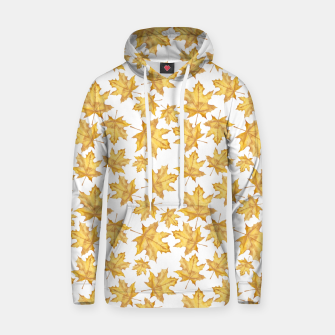 Thumbnail image of Autumn maple leaves Hoodie, Live Heroes