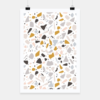 Thumbnail image of Terrazzo 008 Poster, Live Heroes