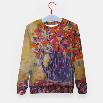 Thumbnail image of flori Kid's sweater, Live Heroes