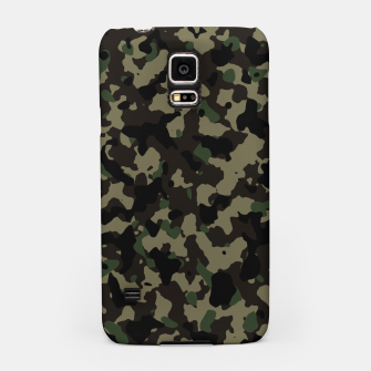 Thumbnail image of Classic Camouflage Pattern  Handyhülle für Samsung, Live Heroes