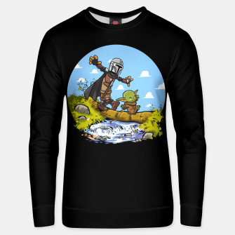 Thumbnail image of Kawaii Walking Sudadera unisex, Live Heroes