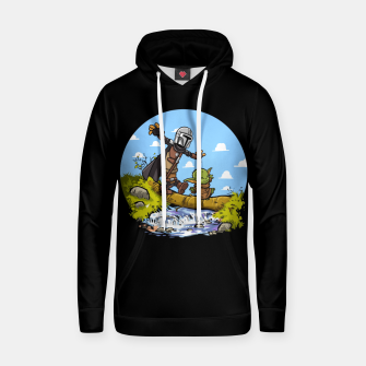 Thumbnail image of Kawaii Walking Sudadera con capucha, Live Heroes