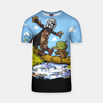 Thumbnail image of Kawaii Walking Camiseta, Live Heroes