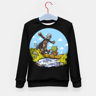 Thumbnail image of Kawaii Walking Sudadera para niños, Live Heroes