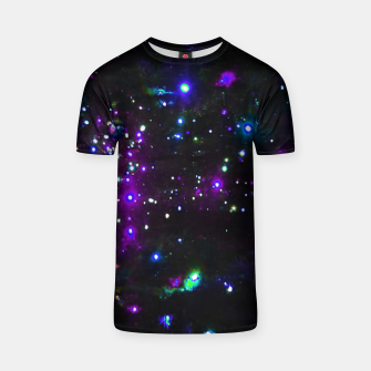 Thumbnail image of Cool Galaxy T-shirt, Live Heroes