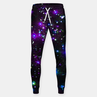 Miniatur Cool Galaxy Sweatpants, Live Heroes