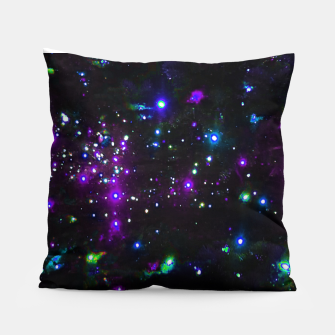 Miniatur Cool Galaxy Pillow, Live Heroes