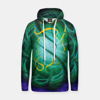 Thumbnail image of Ethereal Urchin Hoodie, Live Heroes