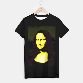 Thumbnail image of mona lisa T-shirt regular, Live Heroes
