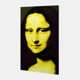 Thumbnail image of mona lisa Canvas, Live Heroes