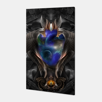 Thumbnail image of Seeing Past Oblivion TOLOB Fractal Art Composition Canvas, Live Heroes