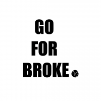 Go For Broke logo