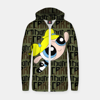Thumbnail image of IDC Bubble GIrl Hoodie, Live Heroes
