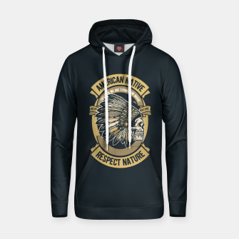 AMERICAN NATIVE - Together we are Strong & Brave Hoodie thumbnail image