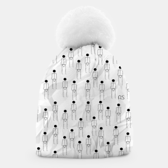 Thumbnail image of Dot PPL  Beanie, Live Heroes