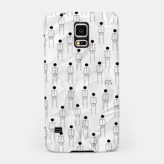 Thumbnail image of Dot PPL  Samsung Case, Live Heroes