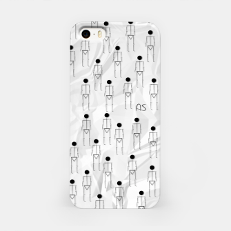 Thumbnail image of Dot PPL  iPhone Case, Live Heroes