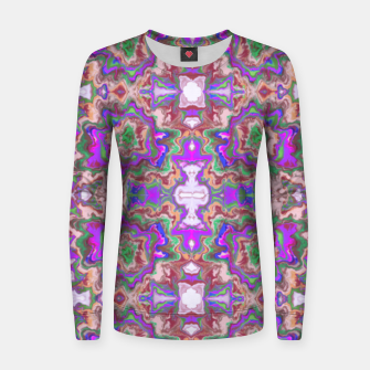 Thumbnail image of Extraordinary explosion of colour  Sudadera para mujeres, Live Heroes