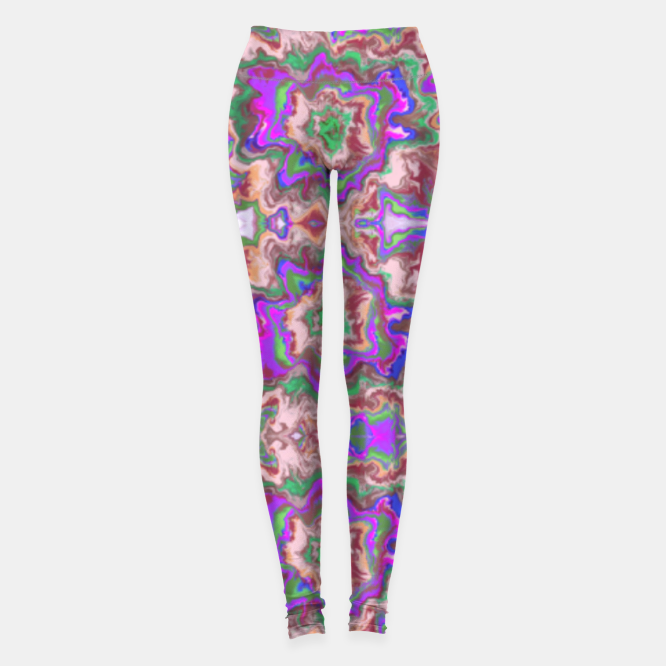 Foto Extraordinary explosion of colour  Leggings - Live Heroes
