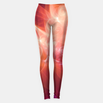 Thumbnail image of Swirls and Curls Leggings, Live Heroes
