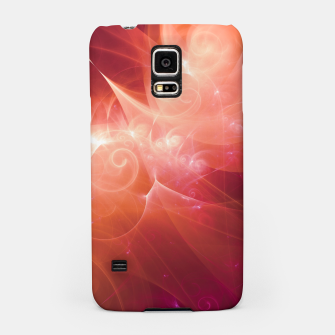 Thumbnail image of Swirls and Curls Samsung Case, Live Heroes