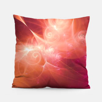 Thumbnail image of Swirls and Curls Pillow, Live Heroes