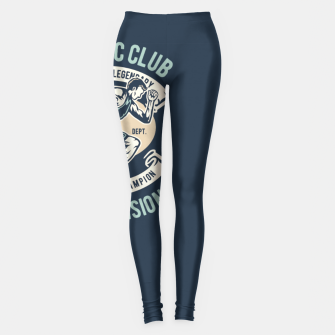 ATHLETIC CLUB - Speed Running Legendary Leggings thumbnail image