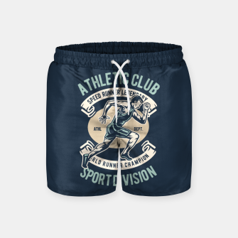 ATHLETIC CLUB - Speed Running Legendary Swim Shorts thumbnail image