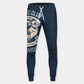 Thumbnail image of ATHLETIC CLUB - Speed Running Legendary Sweatpants, Live Heroes